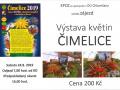 Výstava květin Čimelice - 24.8.2019