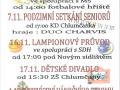 Seznam plánovaných akcí - KPOZ při obci Chlumčany