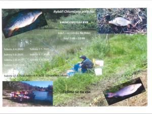 Voné chytání ryb