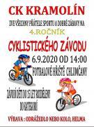 CK Kramolín - cyklistický závod 6.9.2020