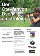 Den otevřených dveří - střelnice Chlumčany 14.8.2021